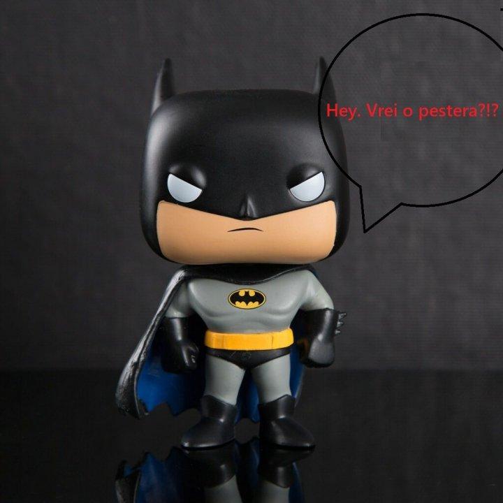 Batcave - Cea mai garsoniera pestera. Batman approved!