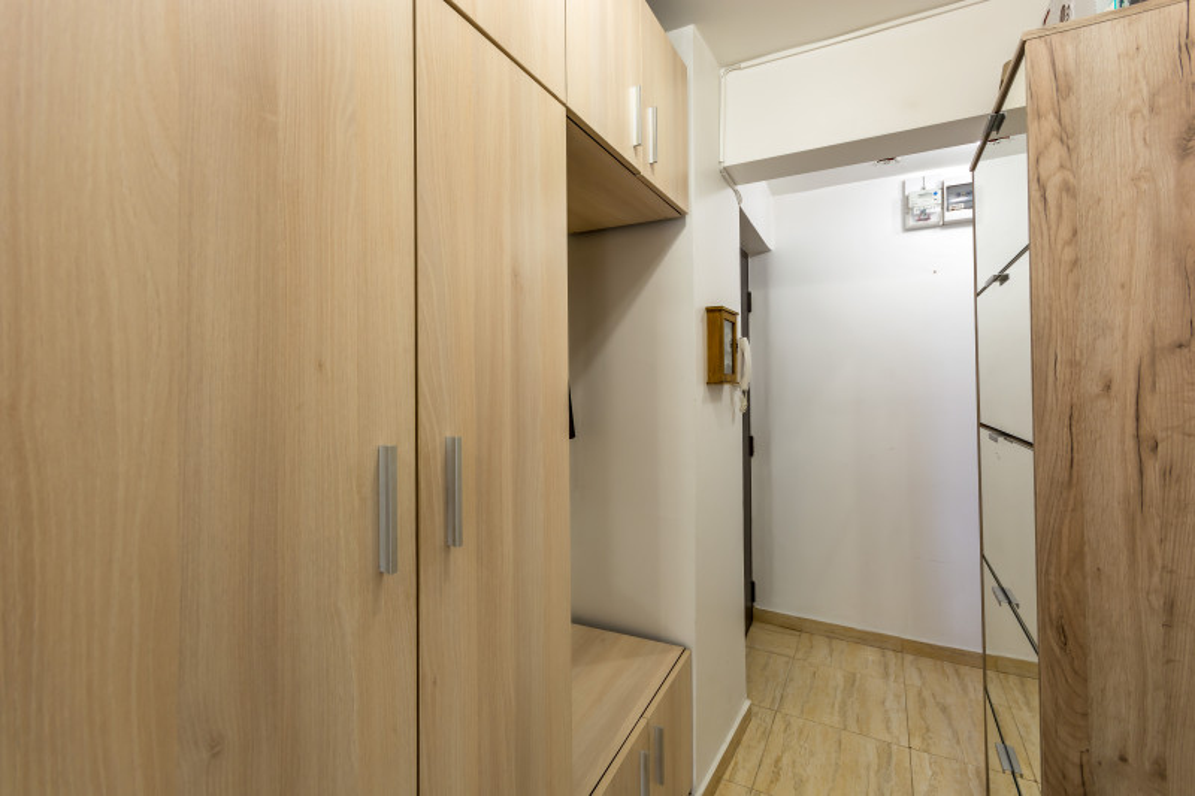 Apartament 2 camere Teiul Doamnei - Renovat, amenajat, mobilat, partial utilat