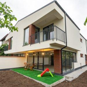 Oituz Villas - locuinte moderne in centrul orasului Otopeni!