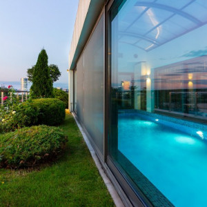 Penthouse Exclusivist, Primaverii, 721 mp, piscina,gradina,terasa!